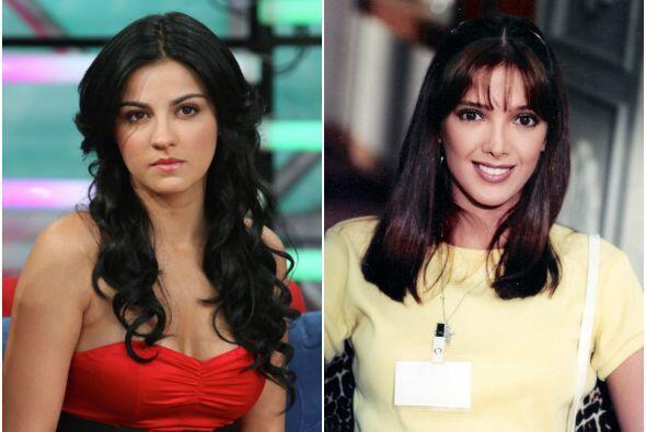 La primera protagonizó el remake de la telenovela que encumbró a la segu...