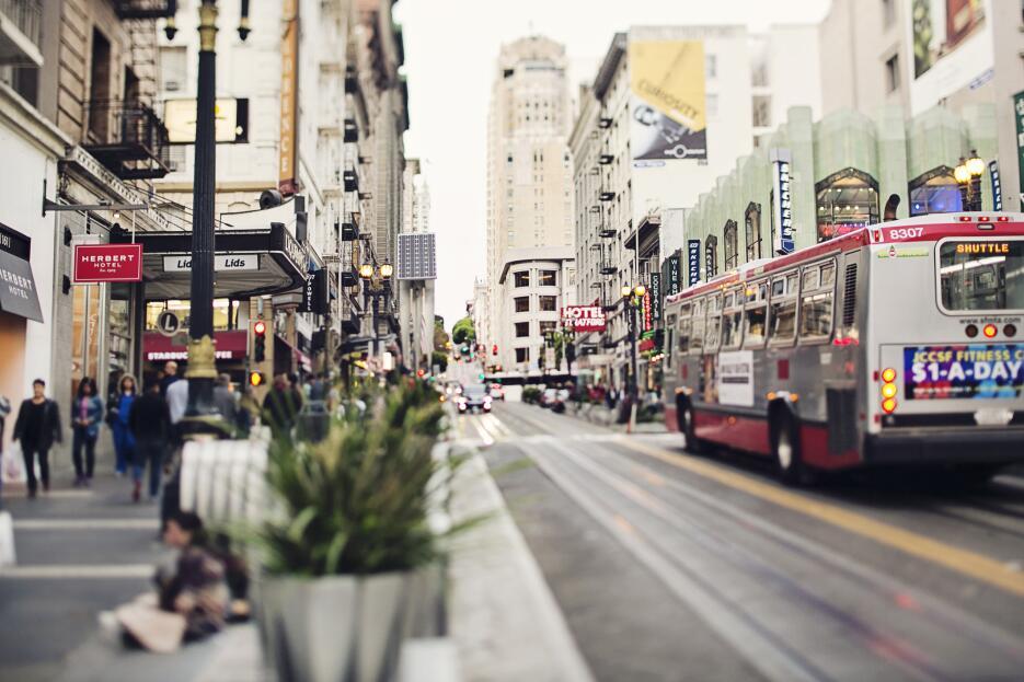 San Francisco quedó en segundo lugar de este ranking de transporte público.