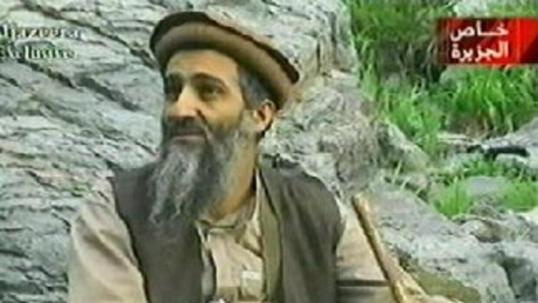 El terrorista Osama bin Laden, hijo de un acaudalado constructor, recib...
