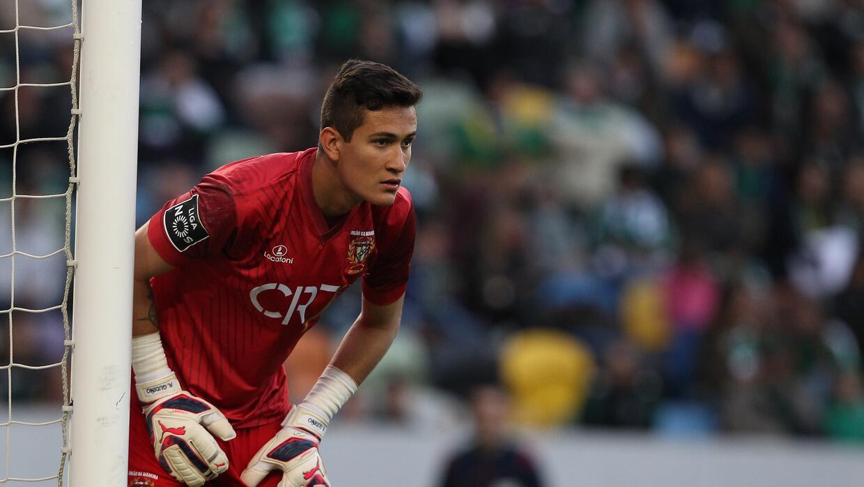 Gudiño estuvo prestado en el Unión de Madeira en el 2016.