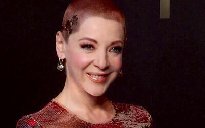 Edith González sigue combatiendo el cáncer con alegría y Sebastián Rully...
