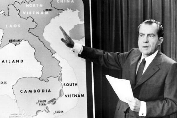 6. Fue en 1970 que el presidente Richard Nixon tomó la err&oacute...