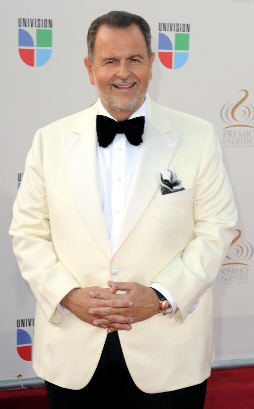 Raúl de Molina en Premio Lo Nuestro.