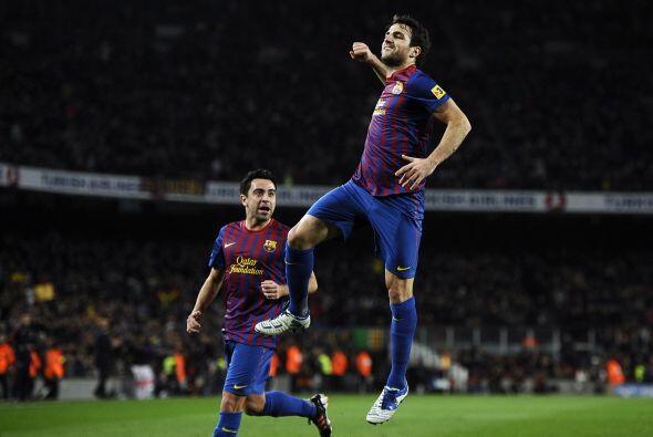 Con Cesc y Xavi dispuestos para jugar, el Barça contará con todos sus ef...