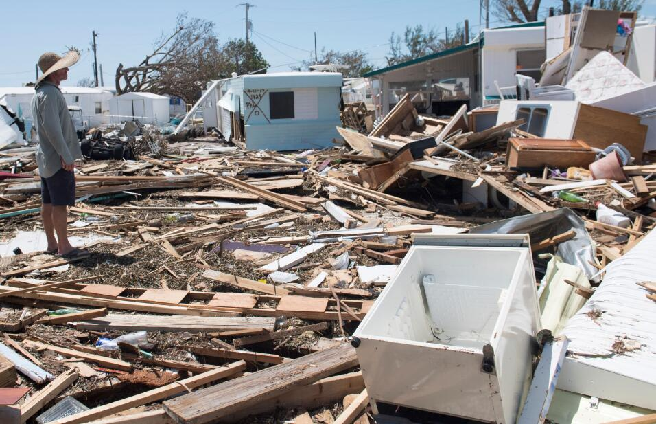 Después de Irma, así es el regreso a Florida  GettyImages-846101516.jpg