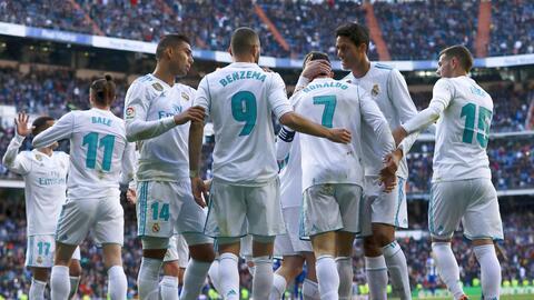 El astro luco tuvo un partido redondo al marcar dos goles.