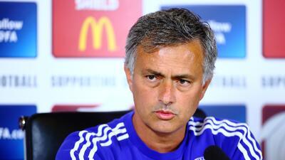 El entrenador portugués seguirá al frente del Chelsea hasta 2019