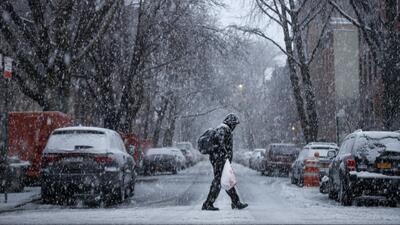 Alcaldía de Nueva York hace un llamado a la seguridad y precaución durante tormenta 'Nor'easter'