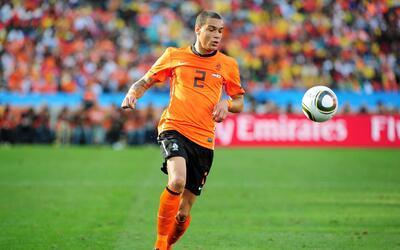 Gregory van der Wiel Holanda