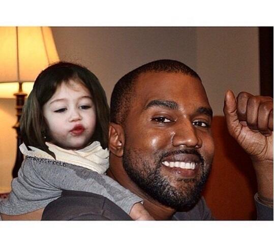 Las Kardashian y Kanye son la burla de los famosos