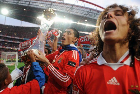 Portugal vio el resurgir del Benfica con tintes sudamericanos, al ganar...