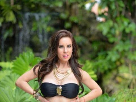 Gabriela Sastre, quiere conquistarte con su rostro angelical y su figura...