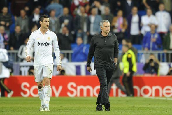 Algo similar pasó entre Mourinho y su compatriota Ronaldo, las diferenci...
