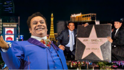 Elvis, Michael Jackson y ahora Juan Gabriel: preparan estatua del 'Divo de Juárez' en Las Vegas