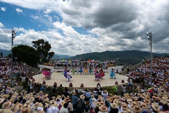 Está festividad se lleva a cabo el 16 de julio de cada año en la ciudad...