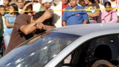 Las presiones que sufre la prensa en México incluyen crímenes y amenazas...