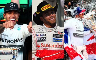 Lewis Hamilton, tricampeón de Fórmula Uno tras ganar en Austin, Checo Pé...