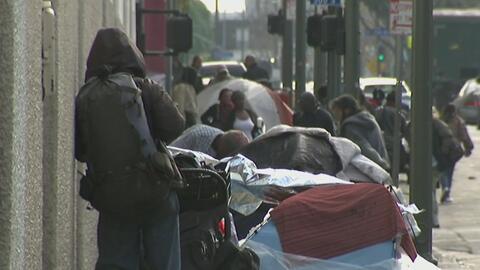 Aumenta drásticamente el número de desamparados latinos viviendo en las...
