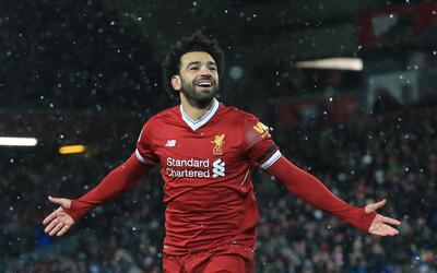 El delantero egipcio podría llegar a España o Francia, lue...