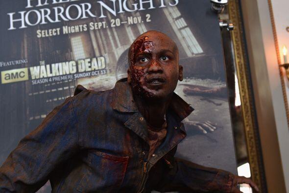 En cine y en televisión se han puesto de moda últimamente los monstruos...