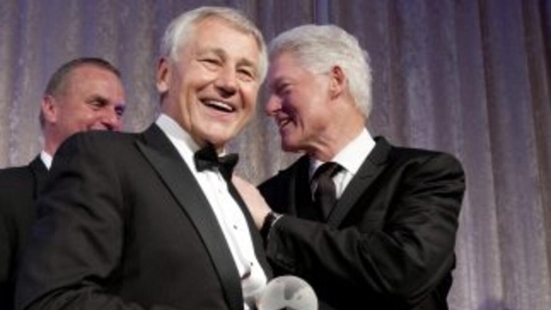 Barack Obama nominaría al exsenador republicano Chuck Hagel como secreta...