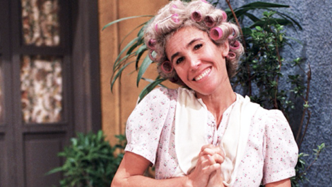 Florinda Meza, como Doña Florinda