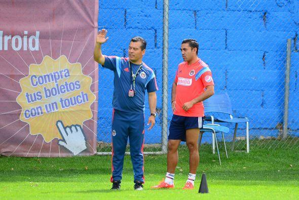 Marco Fabián tampoco las ha tenido todas con sigo en su regreso a Chivas...