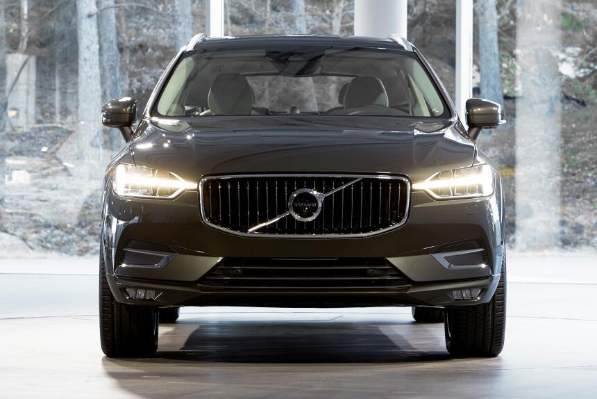Las armas de la nueva Volvo XC60 son belleza y alta tecnología  205018_T...