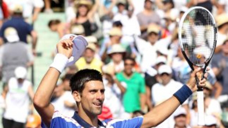 Djokovic gana Masters 1000