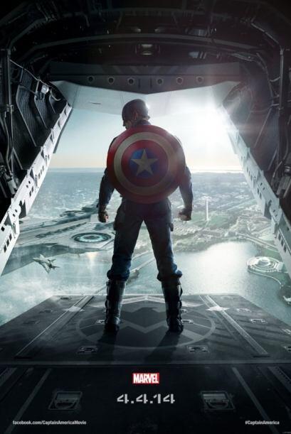 """Marvel no ha decado de sorprender y también logro colocar """"Captain Ameri..."""