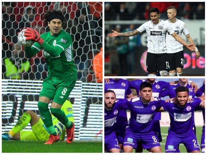 Un gol en Europa y más de lo mejor de los mexicanos en el exterior en es...