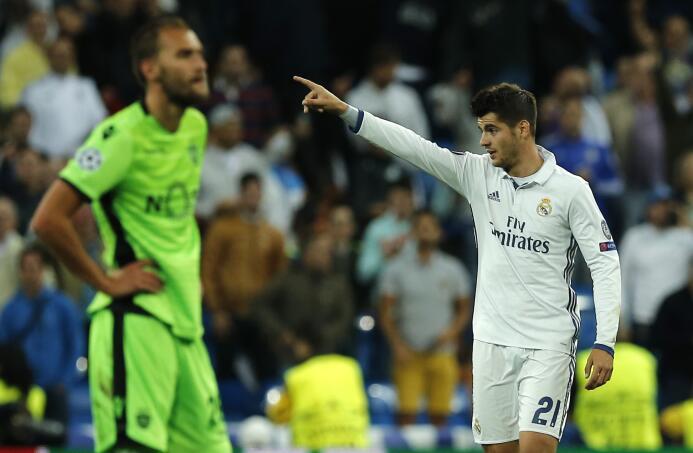La llegada de Álvaro Morata al Manchester United está al caer. Se dice q...