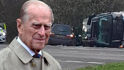 """Víctima del accidente con el Duque de Edimburgo asegura que """"La Familia Real me ha ignorado y rechazado"""""""
