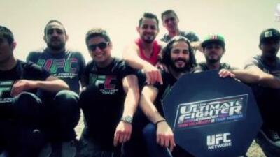 El Team Velásquez se pasea por la Ciudad de México.