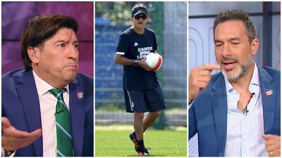Zamorano y Matosas explican por qué es probable que Osorio cambie el esquema ante Corea del Sur