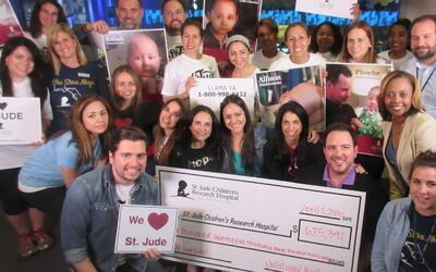 #UnidosConStJude en Miami recauda $625,391 Dólares