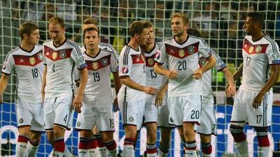 Thomas Müller le dio el triunfo a los alemanes.