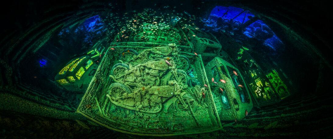 Los 12 paisajes acuáticos que ganaron el concurso mundial de fotografía...