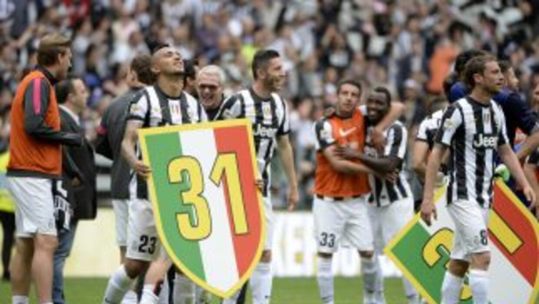 Vidal volvió a darle tres puntos a la 'Juve', que con este triunfo asegu...