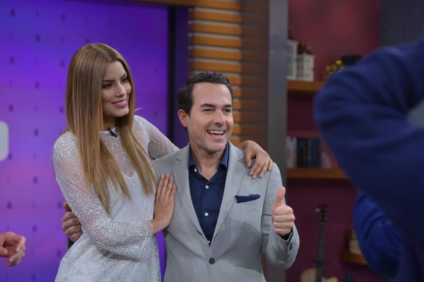 ¡Miss Colombia pasó un día increíble con El Gordo y La Flaca! DSC_3427.JPG