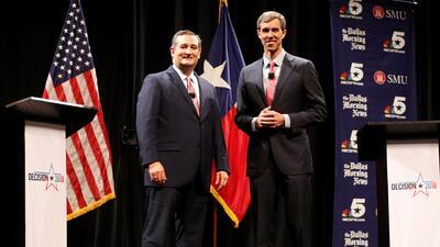 Futuro de los dreamers y seguridad fronteriza centran el primer debate de los candidatos al Senado por Texas
