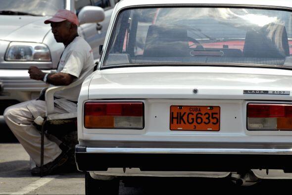 Pero además de Rusia, el Lada llegó a otras regiones como Cuba, aliado d...