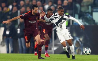 Barcelona, Juventus