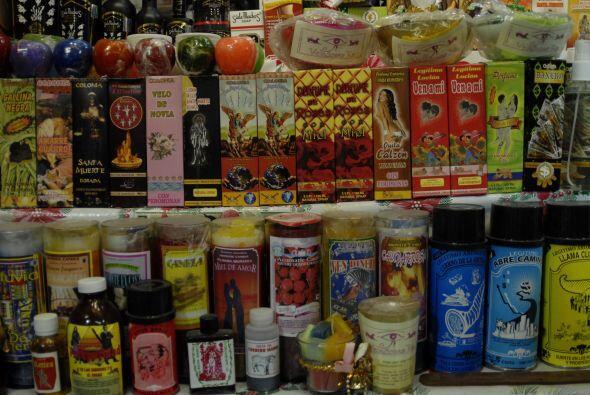 Se trata del Mercado de Sonora, con sus 50 años de existencia con...