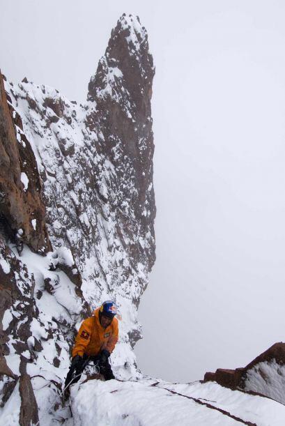 Valery Rozov la estrella del deporte extremo ruso sube la montaña más al...