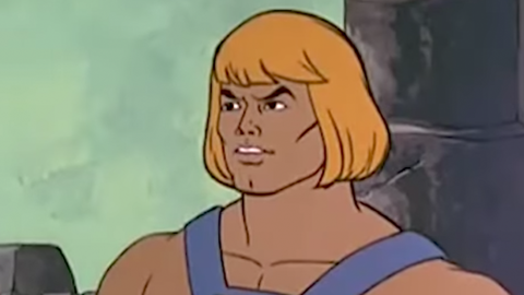 DMX + He-Man = great brilliant mashup