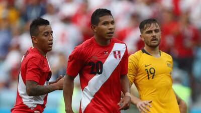 Edison Flores admite interés de clubes de la MLS y afirma que las ofertas seguirán en pie en 2019