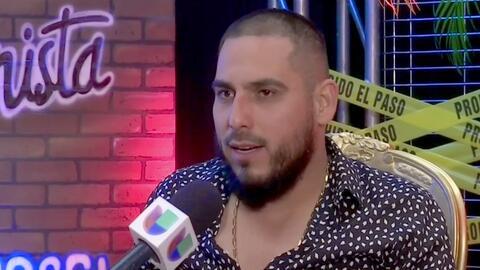 ¿Una serie sobre la vida de Espinoza Paz? Al cantante mexicano le encant...