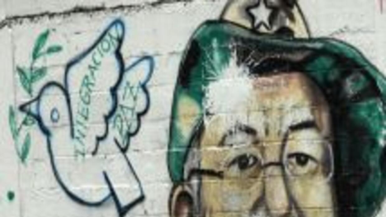 'Raúl Reyes' fue abatido siendo el número dos de las FARC en una acción...