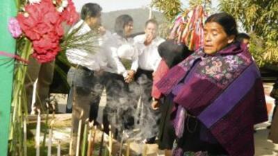 Celebran el Día Internacional de los Pueblos Indígenas.
